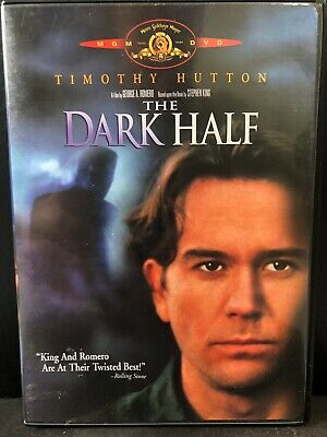 The Dark Half (DVD, 1999)-Horror-Stephen King