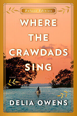 Where the Crawdads Sing By Delia Owens |P-D-F| only ⬇ Fast✔️ free✔️Shipping ✔️