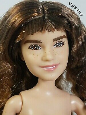"""Harry Potter Hermione Granger Nude Articulated 9.5/"""" Fashion Doll NEW for OOAK"""