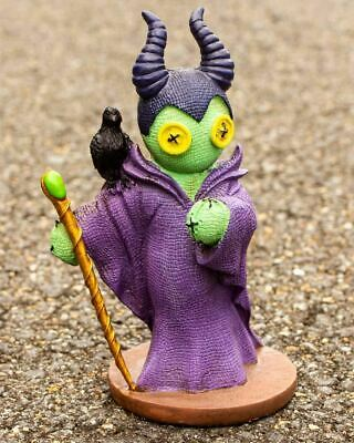 Pinheads Monsters Queen Malice Figurine Maleficent Ornament Cute Gothic Fun Gift