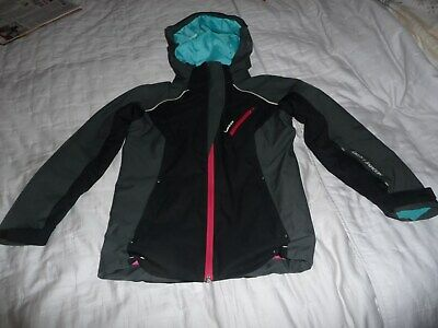 Wedze girls' Ski jacket, age 10yrs, Midcarve II series, excellent condition