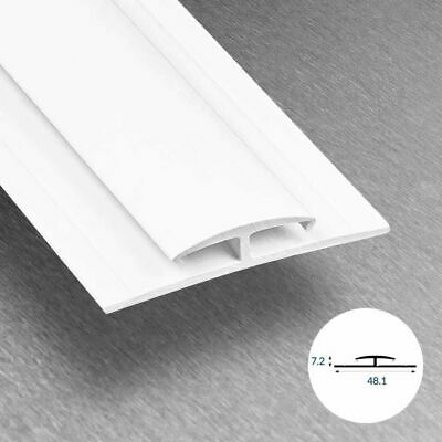 H Section / Joint strip for Hygienic PVC Cladding Sheet