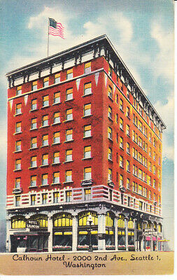 Calhoun Hotel Seattle Wa