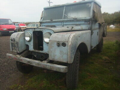 Land Rover Series 1 Classic Long Wheel Base