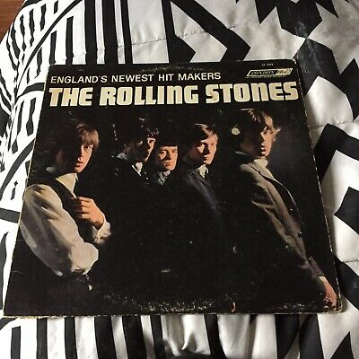 THE ROLLING STONES England's Newest Hitmakers 1964 London MONO LP LL 3375