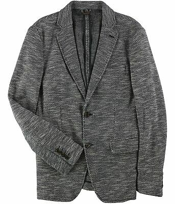 Tasso Elba Mens Classic-Fit Knit Sport Coat