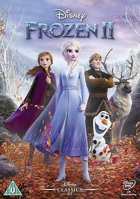 Frozen 2 New DVD / Free Delivery