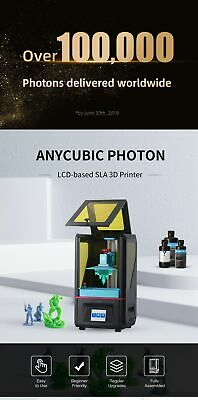 ANYCUBIC Photon S 3D LCD Resin Printer