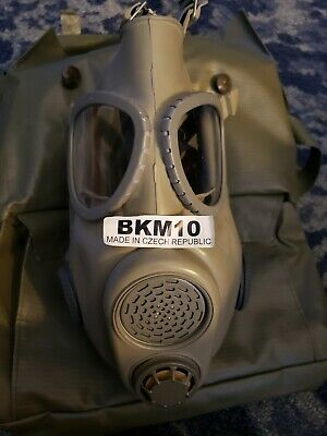 M10 New Filters & Lens Emergency Survival NBC Full Face