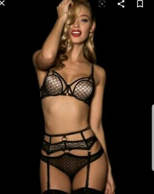 Honey Birdette Suspenders New With Tags XS