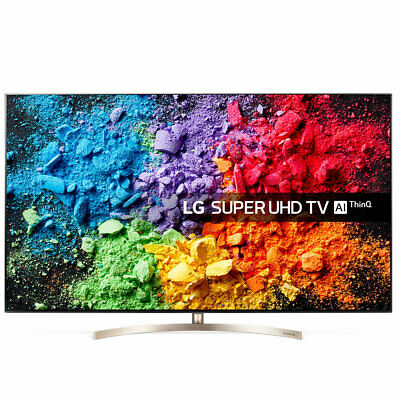 LG 49SK8100PLA 49 Inch Smart 4K UHD HDR LED TV Freeview HD Freeview Play C Grade
