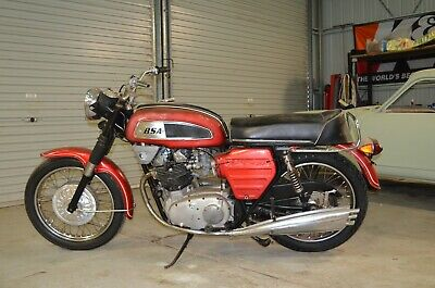 BSA Rocket Three