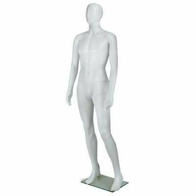 Full Body Female Mannequin - Skin Coloured 175cm Tall Adjustable Arms & Head