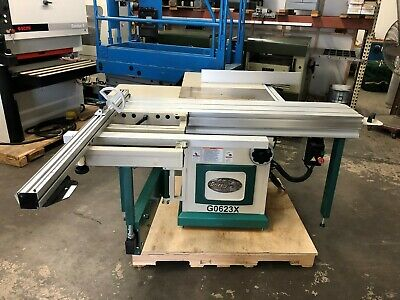 Grizzly 5' Sliding Table Saw; Model #: GO623X  **Just Listed**