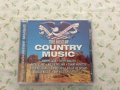 Various Artists - Best of Country Music [Delta] (1999)