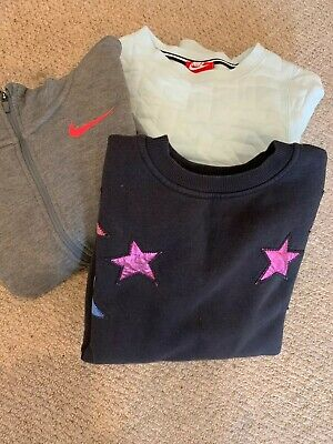 Girls Sweatshirt Bundle Aged  9 - 12 nike Zara