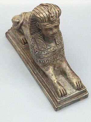 Summit Shawabty with White Crown Egyptian Decoration Statue