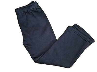 Boys Joggers Navy Grey 2 4 6 Years Cotton Bottoms Trousers Pants