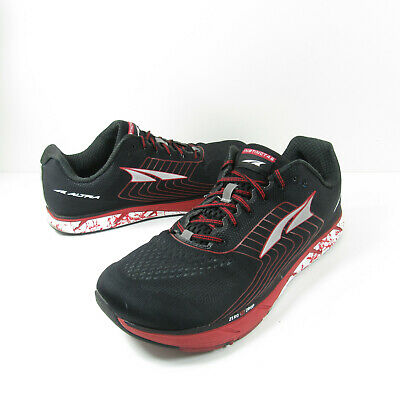 Altra Instinct 4.5 Mens Size 10 Black Red Running Walking Shoes AFM1835F-6