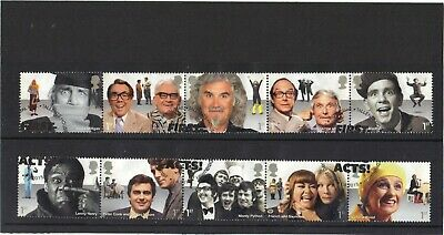 Gb 2015 - Comedy Greats  Set Used