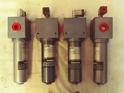 Vicker Hydraulic Filters:::3000 Psi ---- 4 Available!!! Unused!!!!