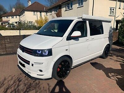 VW T5 CAMPERVAN T5.1 front T28 SWB   (more pics in description)
