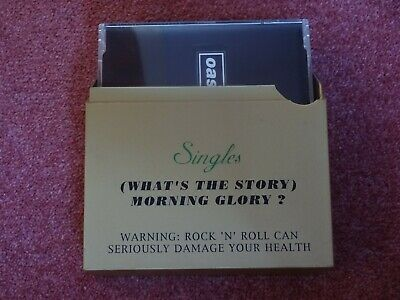 CD: Oasis - (What's The Story) Morning Glory? 5 x CD Boxed Set