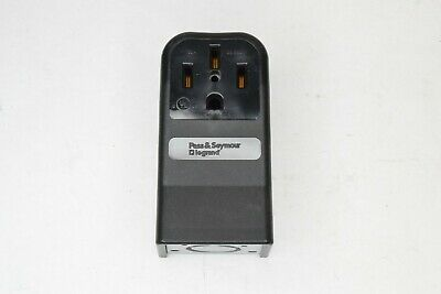 Pass And Seymour Legrand 3854 Surface Mount Range Receptacle 50 Amp 125/250V