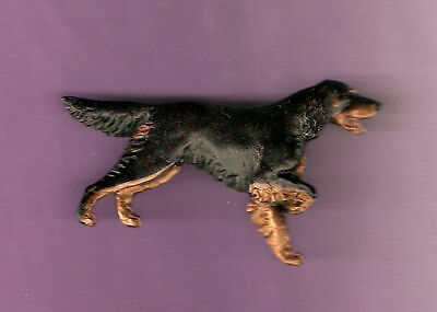 Gordon Setter Brooch Pin Jewelry