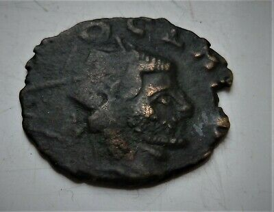 Unresearched, Genuine Roman Coin To Identify