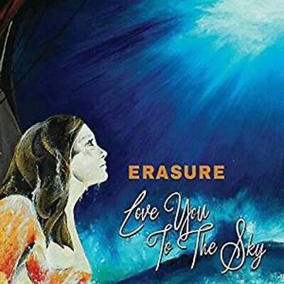ERASURE Love You To The Sky CD EP NEW 2017
