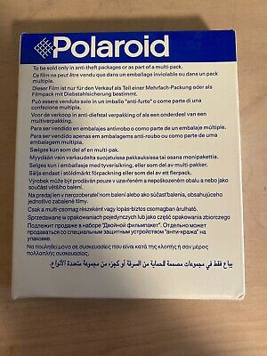 Polaroid Original Color Film for 600 Frames - Multi-color - Two Pack