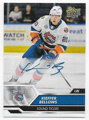 19/20 UPPER DECK AHL AUTOGRAPH PARALLEL Hockey (#1-90) U-Pick From List