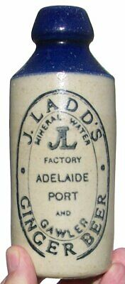SA Blue Top J Ladd's 3 Towns Ginger Beer