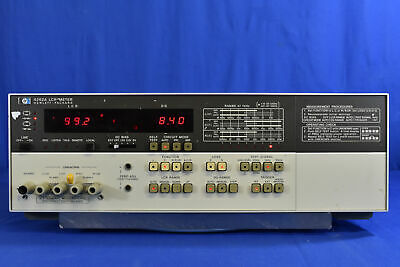 HP 4262A Digital LCR Meter
