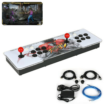 Double Stick Arcade Game Console Pandora Box 3D & 2D 2700 in 1 HDMI VGA USB