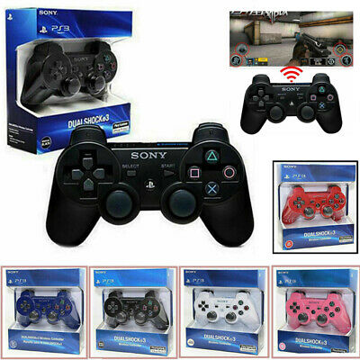 DualShock 3 PS3 Wireless Bluetooth Game Controller for Sony PlaySation 3 UK