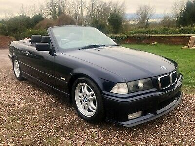 BMW 328i E36 AUTO SPORT PACKAGE BEAUTIFUL ORIENT BLUE JUST 80K MILES FROM NEW