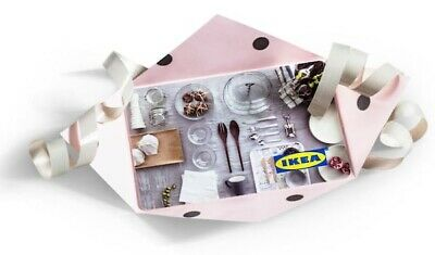 IKEA Store Gift Card with £1000 Delivered To Email
