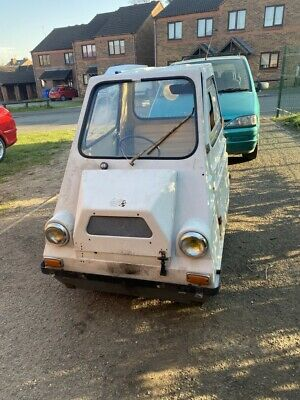 1970s MICRO CAR , ACOMA MINI COMTESSE 47cc PETROL BUBBLE CAR very RARE!!!!!!