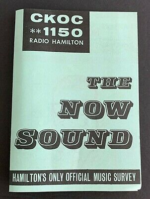 1970 CKOC Radio Survey Hamilton Record Chart Led Zeppelin Beatles Coke Ad