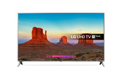 LG 55UK6500PLA 55-Inch UHD 4K HDR Smart LED TV with Freeview LO1