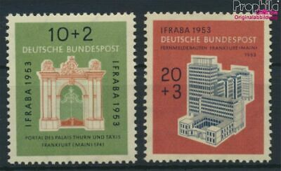 FRD (FR.Germany) 171-172 (complete issue) unmounted mint / never hinge (9272674
