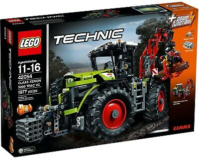 LEGO 42054 Technic Claas Xerion 5000 Tractor VC 2 in 1 New Sealed Mint