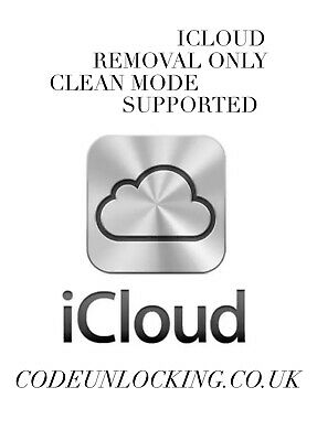 iPad ICLOUD REMOVAL SERVICE FOR ALL UK APPLE DEVICE