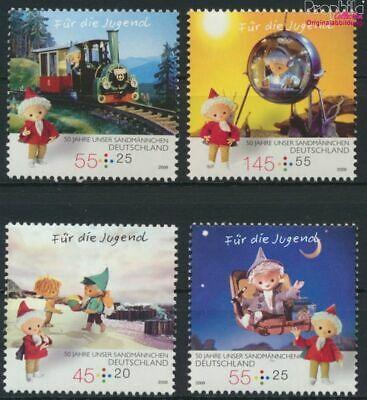 FRD (FR.Germany) 2748-2751 (complete issue) unmounted mint / never hin (9282794