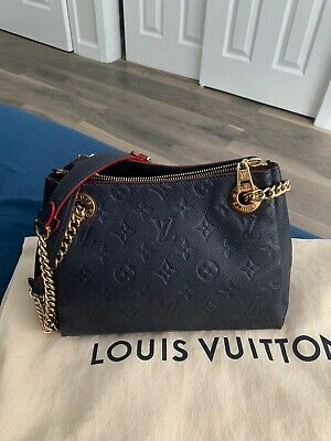 Authentic Louis Vuitton Surene Bb Bag