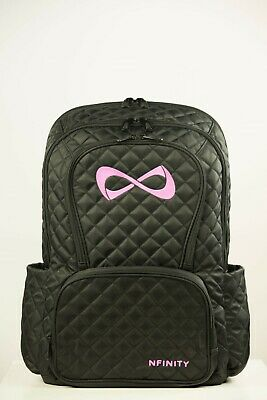 Nfinity Backpack, Quilted Black