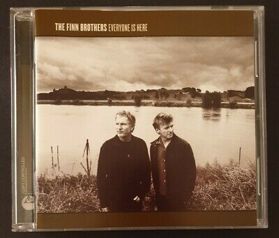 THE FINN BROTHERS - 'Everyone Is Here' CD Album 2004