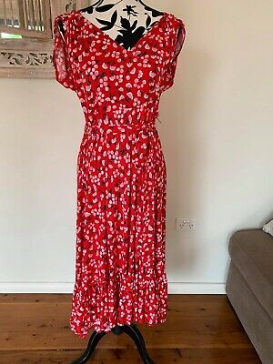 BNWT - Sasha Drake Size 16 Ladies Dress